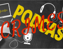 Don't commit a crime with your B2B podcast